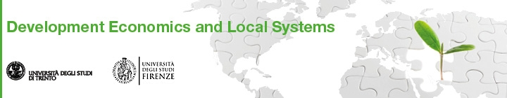 Development Economics and Local Systems