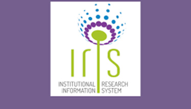 Research outputs Database - IRIS
