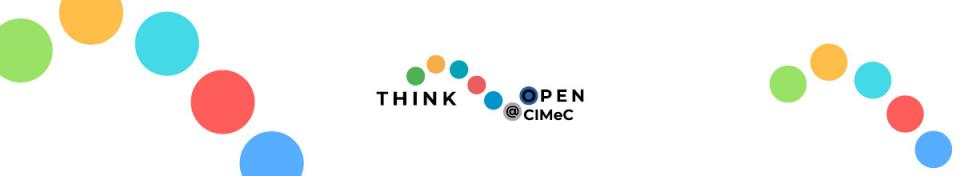 think open