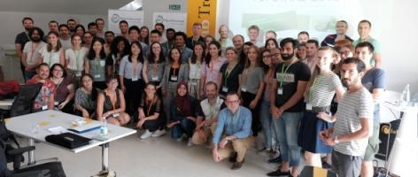 Future Innovators at TOP STARS 2018 - EIT Raw Materials Summer School