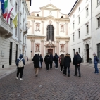 Guided tour of Trento