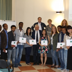 International Students: Ambassadors of Dolomites in the world_ - 2016