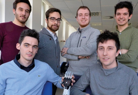 NEW TECHNOLOGIES AND VOLUNTEERING: PROSTHETICS CREATED BY UNIVERSITY OF TRENTO STUDENTS