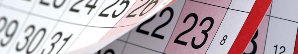 Unitn Calendario Accademico.Calendari Dipartimento Di Lettere E Filosofia