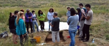 Archeologia in ambito alpino_Summer school