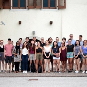 Harvard Summer Program in Mind/Brain Sciences ©Università di Trento