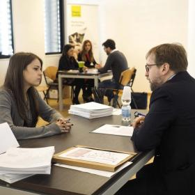 Career Fair di Ateneo - i colloqui ©RomanoMagrone