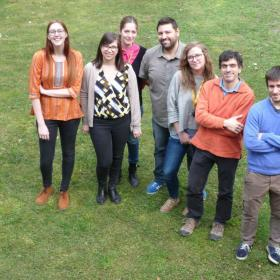 The research group at Cibio