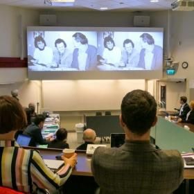 ECIU meeting at the Linköping University