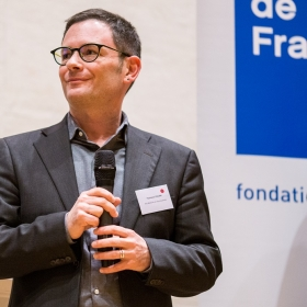 Francesco Pavani © A.Guerra/Fondation de France