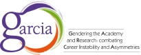 GARCIA - Gendering the Academy and Research: combating Career Instability and Asymmetries