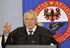 AD HEINZ SCHILLING LA LAUREA HONORIS CAUSA IN SCIENZE STORICHE