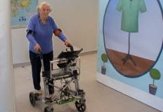 USER FRIENDLY ROBOTS TO IMPROVE THE QUALITY OF LIFE OF AGED PEOPLE