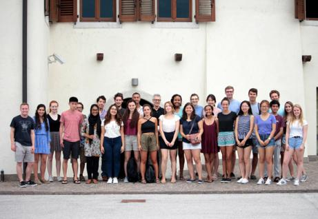 TORNA L'HARVARD SUMMER SCHOOL A TRENTO