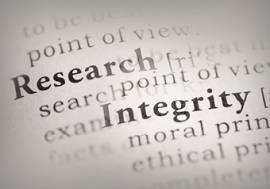 Workshop on Integrity in Scientific Research