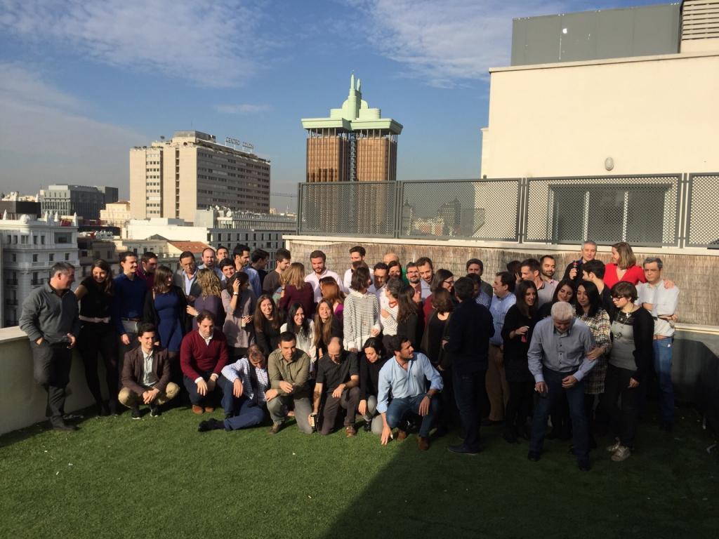 Ufficio Erasmus Architettura : Lavorare in uno studio di architettura a madrid unitrento